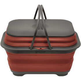 Outwell Collaps - with Handle & Lid naranja